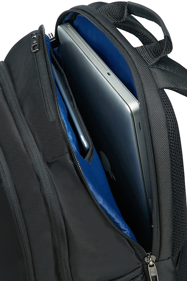 Mochila Para Notebook 15″, Cabo USB Embutido, Material