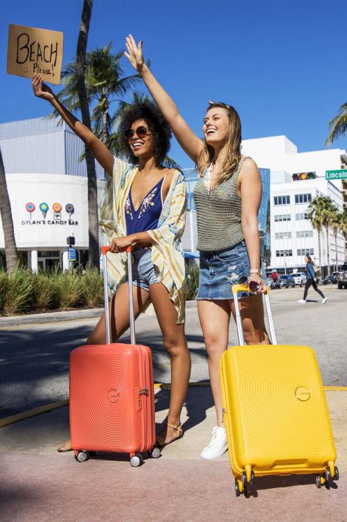 Rolling Luggage | O que considerar ao comprar malas de viagem online