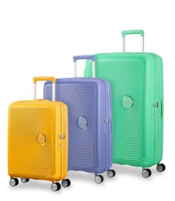 Rolling Luggage | O que considerar quando comprar malas online? | American Tourister