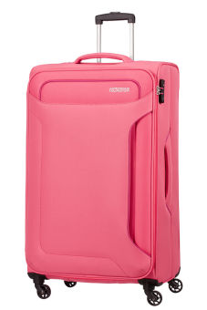Trolley - Mala de Viagem Grande 79cm c/ 4 Rodas Rosa - Holiday Heat | Samsonite